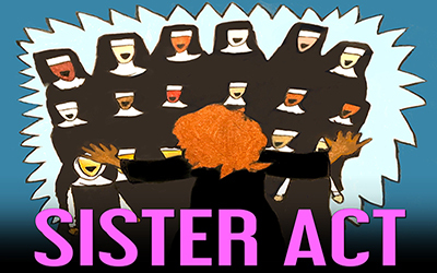 "Auditions for ""Sister Act"""